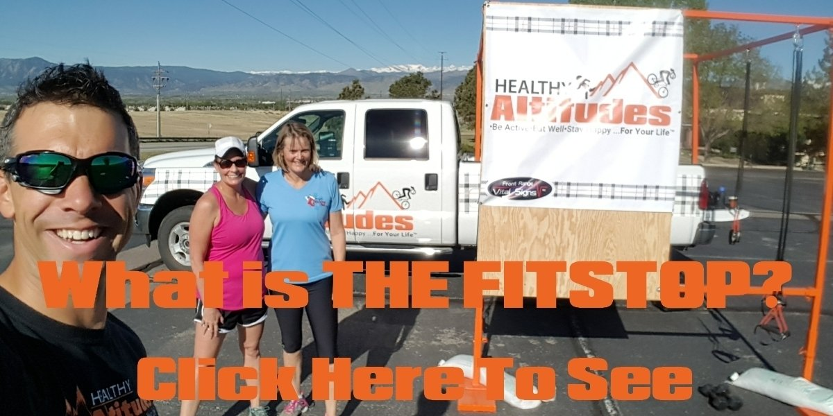 Free workout for moms FitStop Healthy Altitudes