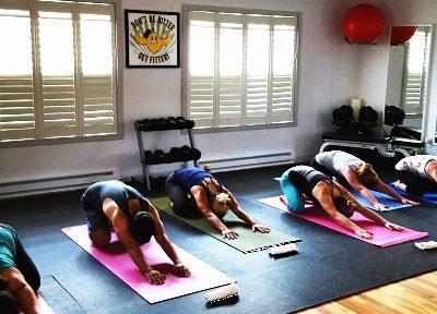 Yoga at Village Health