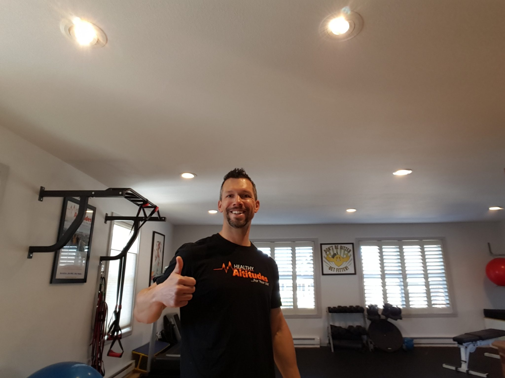 Erie Colorado Personal Trainer- Fitness Anywhere
