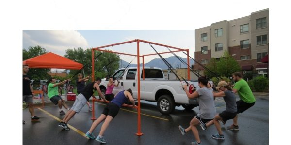 Movable Mobile Fitness Solutions Delivered