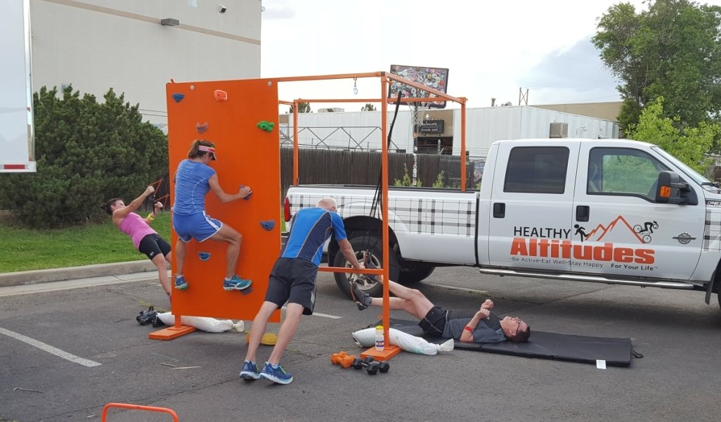 The FitStop at Healthy Altitudes