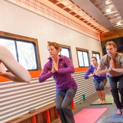 Healthy Altitudes Mobile Yoga Studio