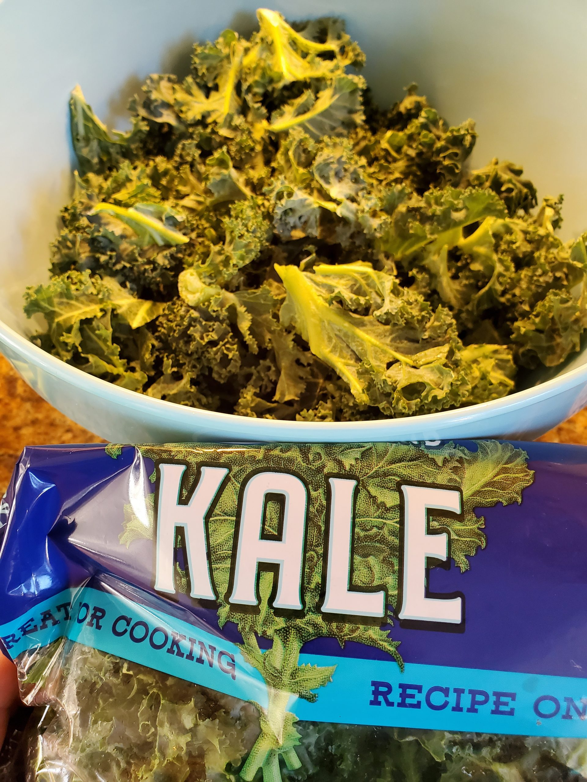Kale Chips Recipe Healthy Altitudes