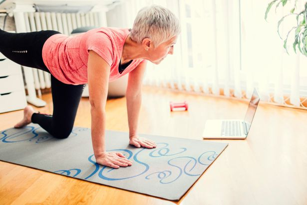 Healthy Altitudes Total Body Online Fitness Classes